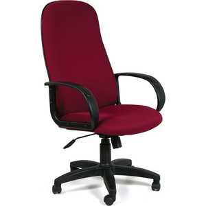 Офисное кресло Chairman 279 TW-13 бордо