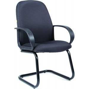 Офисный стул Chairman 279V JP 15-2 черный стул офисный стандарт 470х560х820мм черный ткань металл