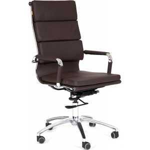 Офисное кресло Chairman 750 коричневый