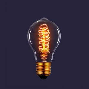 Декоративная лампа накаливания Estares Vintage ES-A60 40W 230V