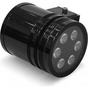 Светодиодный архитектурный светильник Estares MS-6L220V AC110-265V-15W (Холодный белый) Чёрный корпус