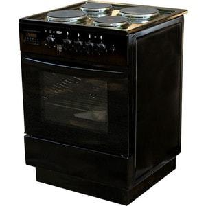 Электрическая плита ЗВИ 450 черная
