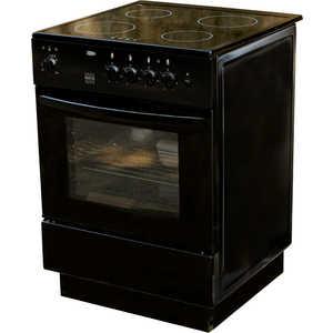 Электрическая плита ЗВИ 5010 черная