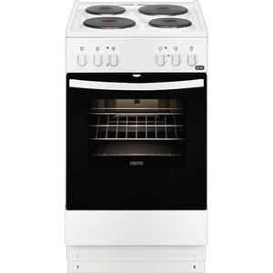 Электрическая плита Zanussi ZCE 9540G1 W цена 2017
