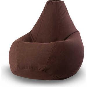 Кресло-мешок Пуфофф Vella Brown XL