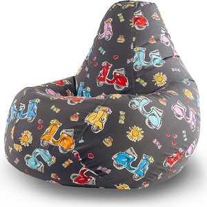 Кресло (груша) мешок Пуфофф Vespa XL