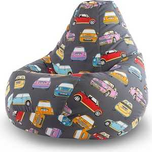 Кресло (груша) мешок Пуфофф Mini Cooper L