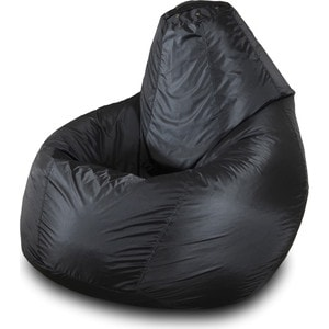 Кресло-мешок Груша Пазитифчик Бмо1 черный кресло мешок pooff груша красный
