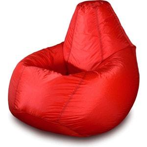 Кресло-мешок Груша Пазитифчик БМО3 красный