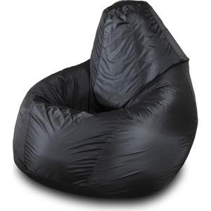 Кресло-мешок Груша Пазитифчик Бмо3 черный