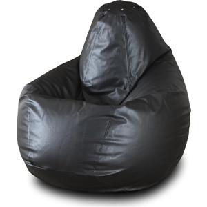 Кресло-мешок Груша Пазитифчик Бмэ3 черный мягкие кресла пазитифчик мешок мяч экокожа 90х90