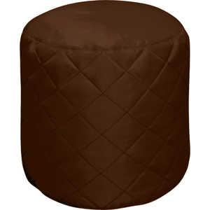Банкетка стёганая Пазитифчик БМО11 шоколад