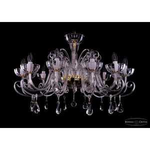 Люстра Bohemia Ivele 1333/12/380/G bohemia ivele crystal 1333 8 320 g