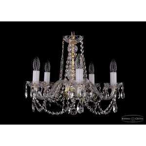 Люстра Bohemia Ivele 1402/5/160/G 5613 5 200 160 g bohemia ivele crystal