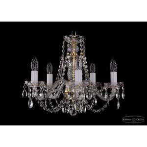 Люстра Bohemia Ivele 1406/5/160/G 5613 5 200 160 g bohemia ivele crystal