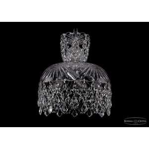 Люстра Bohemia Ivele 7711/30/Ni/Leafs bohemia ivele crystal подвесная люстра bohemia ivele crystal 7711 35 ni leafs