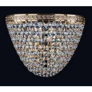 Бра Bohemia Ivele 1925/2/W/G bohemia ivele crystal бра 1925 3 w gd