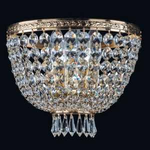 Бра Bohemia Ivele 1927/3/W/G bohemia ivele crystal 1927 3 w g