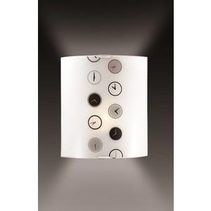 Настенный светильник Sonex 1236/A накладной светильник sonex time 1236 a