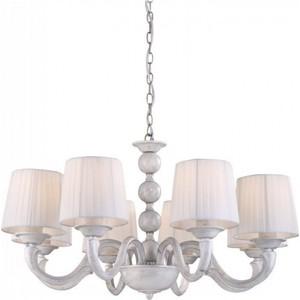 Люстра Artelamp A9395LM-8WG люстра arte lamp alba a9395lm 8wg