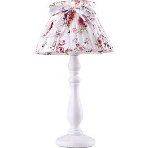Настольная лампа Artelamp A7020LT-1WH подвес artelamp provence a5395sp 1wh