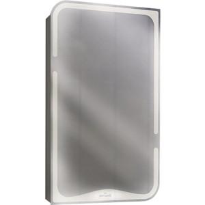 Зеркало Cersanit Basic со шкафчиком без подсветки белый 50х80х14 см (N-LS-BAS)  cersanit basic 50 белая