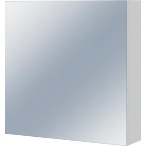 Зеркальный шкаф Cersanit Colour/Easy без подсветки белый (P-LS-COL) зеркало шкаф аквамаста николь 50r правостороннее без подсветки