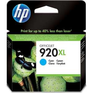 Картридж HP CD972AE hp 920xl cd972ae blue
