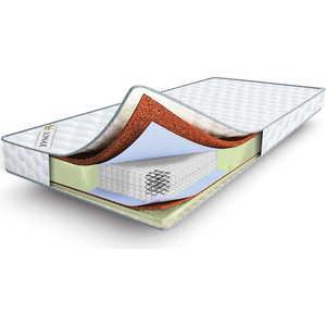 Матрас Lonax Cocos-Medium Econom S1000 200x200 матрас lonax cocos medium s1000 200x200
