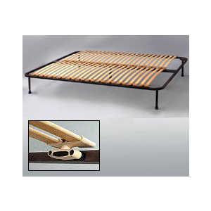 Основание с ламелями Lonax Эктив Бест (120х190х28 см) основание вкладыш с гибкими ламелями в дзержинске