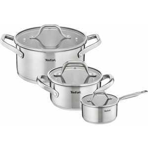 Набор посуды из 6 предметов Tefal Hero E825S374