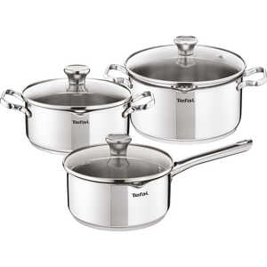 Набор посуды из 6 предметов Tefal Duetto A705S374  - купить со скидкой
