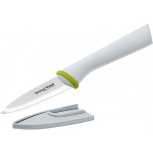 Нож для чистки овощей Tefal Zen 8 см K1500314 нож для чистки овощей tefal talent 7 см k0911204