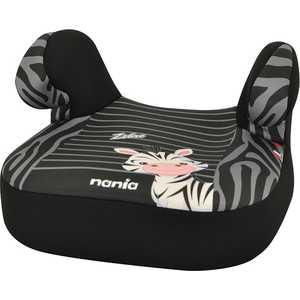 Бустер Nania Dream Animals Zebre черный-серые полосы/зебра 243175/241175