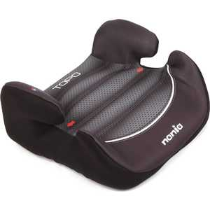 Бустер Nania Topo Comfort Graphic Black черный/белая полоса 541976