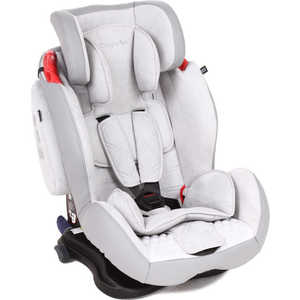 Автокресло Capella Isofix SPS-124, Grey (светло-серый), S12312i SPS-124 автокресло capella 9 36 кг s12312i isofix sps biege