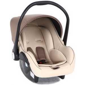Автокресло Leader Kids Baby Leader Comfort, Brown (коричневый/бежевый)