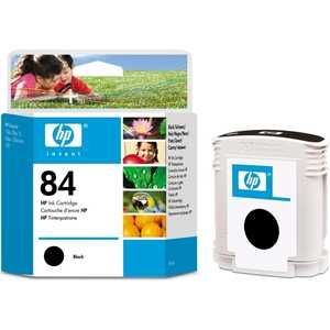 Картридж HP C5016A картридж hp inkjet cartridge 84 black c5016a