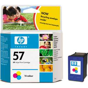 Картридж HP C6657AE lcl 57 c6657a c6657aa 1 pack tri color ink cartridge compatible for hp deskjet 450ci 450cbi 450wbt 5150 5150w 5550 5551 5650