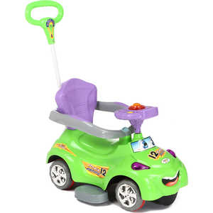 Каталка Leader Kids 8852 green+purple (зеленый+фиолет.)