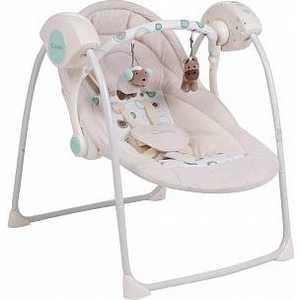 Качели, кресла-качалки и шезлонги Capella TY-002B бежевый шезлонги качели манежи 4moms mamaroo 3 0