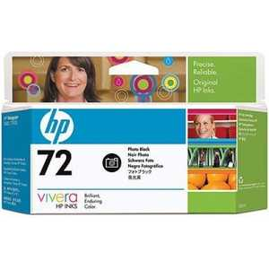 Картридж HP №72 Matte Black (C9403A) картридж hp pigment ink cartridge 72 matte black c9403a