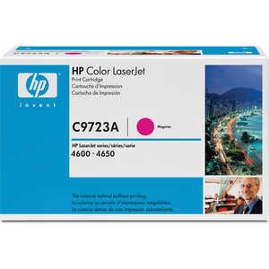 Картридж HP C9723A картридж hp c9723a пурпурный для lj 4600