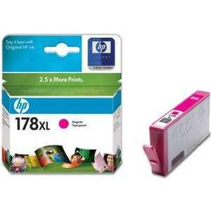 Картридж HP CB324HE hp cb324he 178xl magenta ink cartridge
