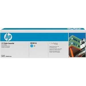 Картридж HP CB381A картридж hp 651 многоцветный [c2p11ae]