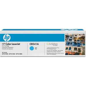 Картридж HP голубой Color LaserJet CM1312/CP1215 (CB541A) [hisaint] 2015 new listing hp cp1215 cartridges cm1312 cb540a 125a cp1515 cp1518 125a black [click not buy regret it forever]