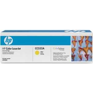 Картридж HP CB542A картридж nv print cb542a crg716 yellow для hp lj color cp1215 1515 1518