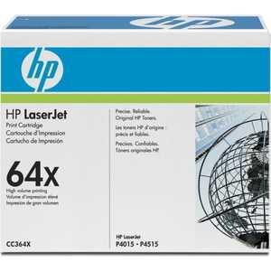 Картридж HP CC364X картридж hp 932xl cn053ae черный cn053ae