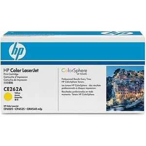 Картридж HP CE262A картридж hp pigment ink cartridge 70 black z2100 3100 3200 c9449a
