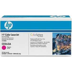 Картридж HP CE263A перезаправляемые картриджи для hp business inkjet 2800 картриджи 13